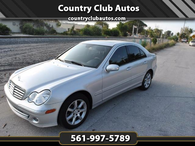 2007 Mercedes-Benz C-Class C280 Luxury Sedan