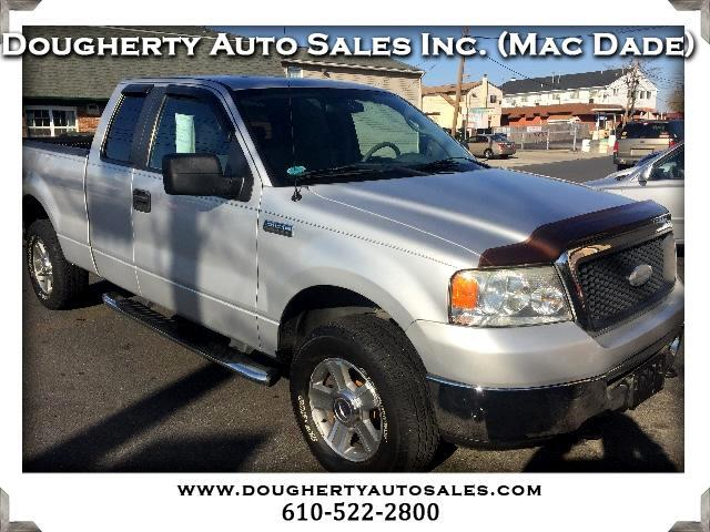 2007 Ford F-150 XLT SuperCab 4WD
