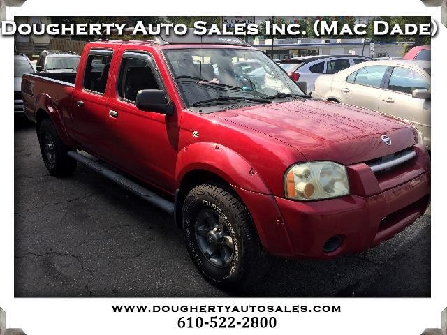2003 Nissan Frontier XE-V6 Crew Cab Long Bed 4WD