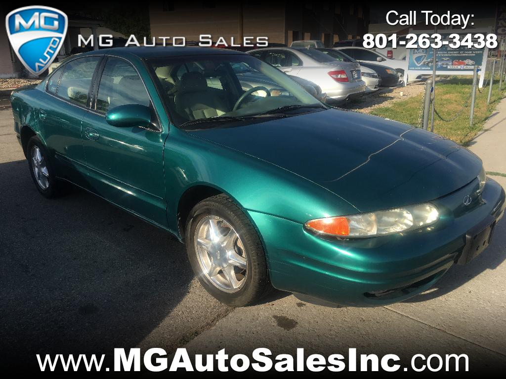 1999 Oldsmobile Alero GLS Sedan
