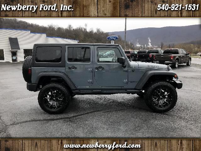 2014 Jeep Wrangler Unlimited Sport 4WD