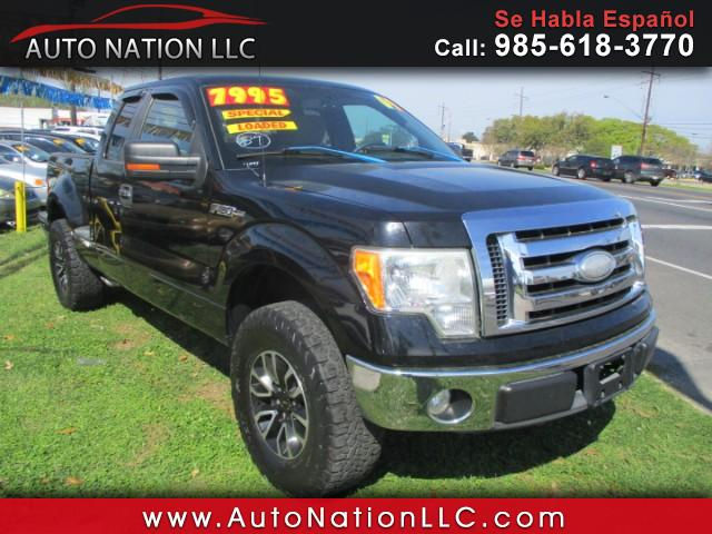2009 Ford F-150 STX SuperCab 6.5-ft. Bed Flareside 2WD