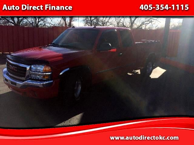 2004 GMC Sierra 1500 Work Truck Ext. Cab Short Bed 2WD