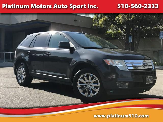 2007 Ford Edge  LK  Just Arrived  2007 Ford Edge SEL AWD Sport Utility SUV-  WOW  What A SU