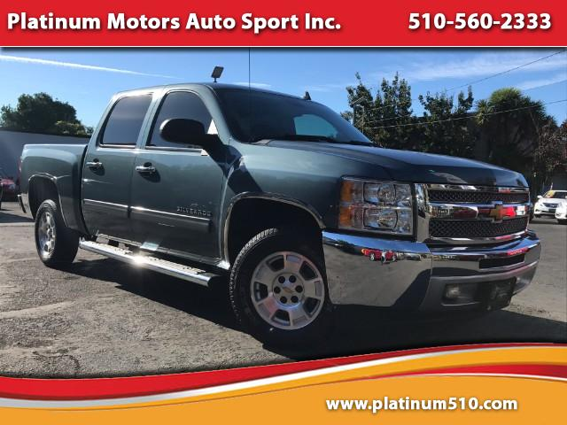 2013 Chevrolet Silverado 1500 LT Crew Cab 2WD EZ Terms Call Or Text Now