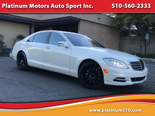 2013 Mercedes-Benz S-Class S550 AMG Sport PKG Like New Must SEE
