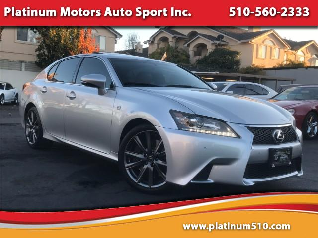 2014 Lexus GS 350  GS 350 F-Sport Line 1 CA Owner Like New