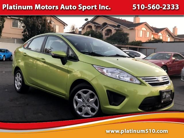 2013 Ford Fiesta LK  Just Arrived  2013 Ford Fiesta SE Sedan  WOW  What A Car  Only 59K Mile
