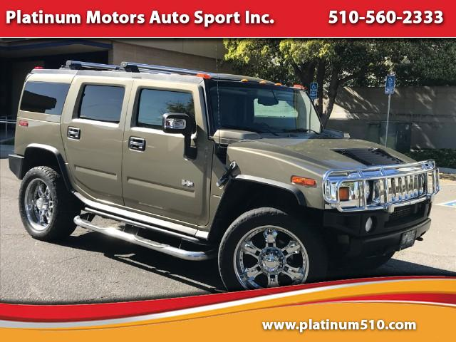 2005 HUMMER H2 Many Xtras We Finance EZ Terms Call or Text Now