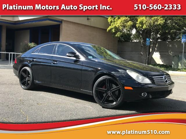 2007 Mercedes-Benz CLS-Class 550 We Finance EZ Temrs We SAY YES ~ Call or Text