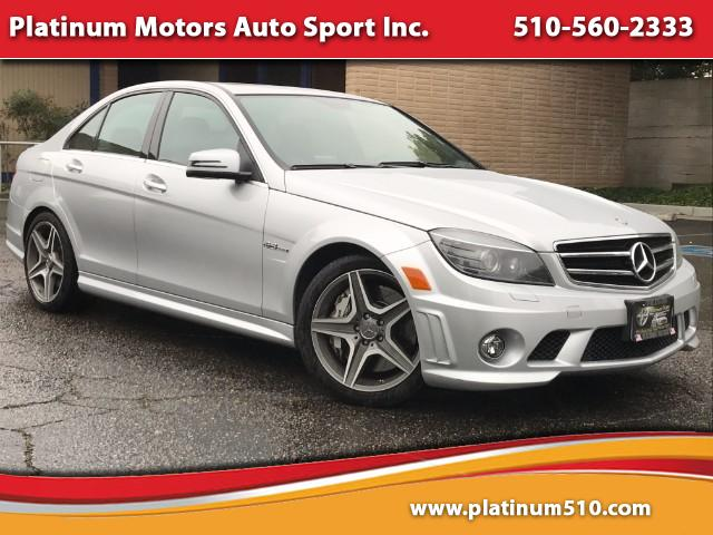 2010 Mercedes-Benz C-Class C63 AMG Only 36K Miles Like New Call or Text