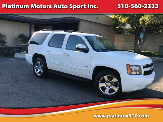 2013 Chevrolet Tahoe LT SUV EZ Finance WE SAY YES Call Or Text Now