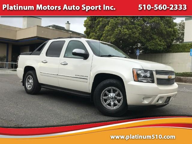2010 Chevrolet Avalanche LTZ What A Truck Super Clean Loaded We Finance