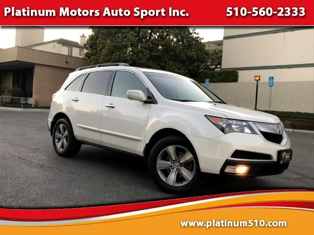 2011 Acura MDX Tech PKG Best Buy We Finance Call or Text Now