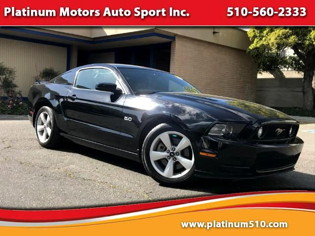 2014 Ford Mustang GT Premium 1 Owner Like New BLK/BLK We Finance