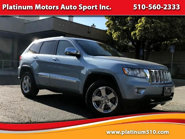 2012 Jeep Grand Cherokee Overland Like New Best Buy EZ Terms Call Or Text