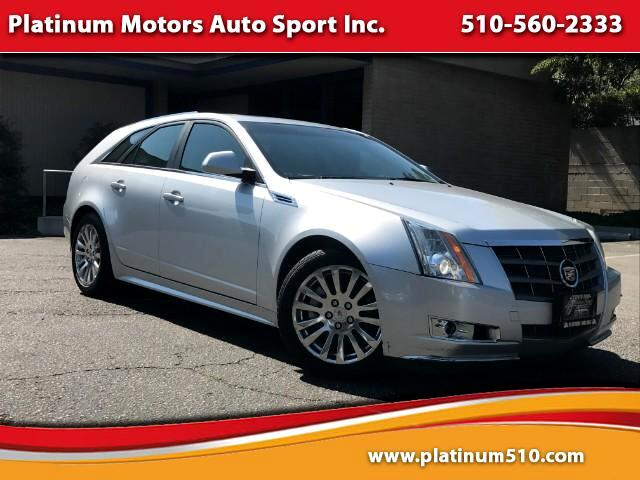 2010 Cadillac CTS Sport Wagon 1 CA Owner Wagon Navi Sport PKG Call or Text