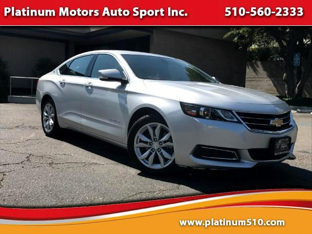 2016 Chevrolet Impala LT 1 Owner Like New EZ Finance Call or Text Now