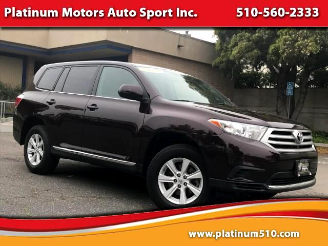 2013 Toyota Highlander Family Size We Finance Great SUV Call or Text Now