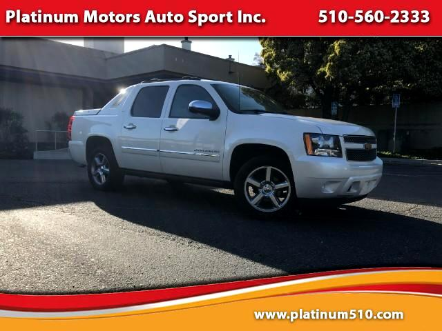2012 Chevrolet Avalanche LTZ 1 CA Owner Like New Fully Loaded Call Or Text