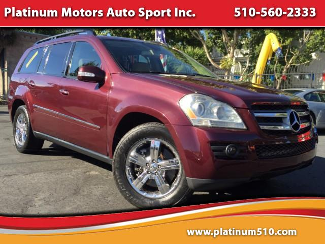 2007 Mercedes GL-Class Visit Platinum Motors Auto Sport Inc online at wwwplatinum510com to see m