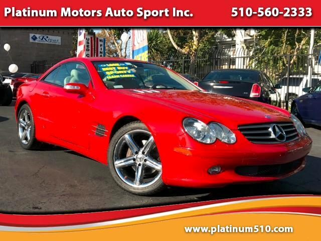 2006 Mercedes-Benz SL-Class SL500 Like New We Finance Call or Text Us