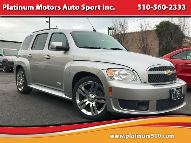 2008 Chevrolet HHR LOOK  Just Arrived  2008 Chevrolet HHR SS Sports Wagon  WOW  What A Wagon