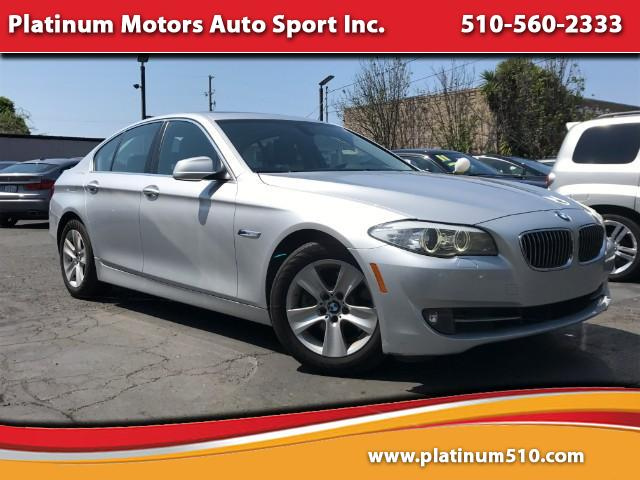 2011 BMW 5-Series LK  Just Arrived  2011 BMW 528i Sports Sedan  WOW  What A Car  Loaded  Dr