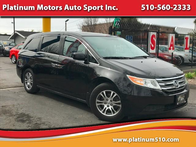 2011 Honda Odyssey LOOK  Just Arrived  2011 Honda Odyssey  WOW  What A Mini Van - Family Size