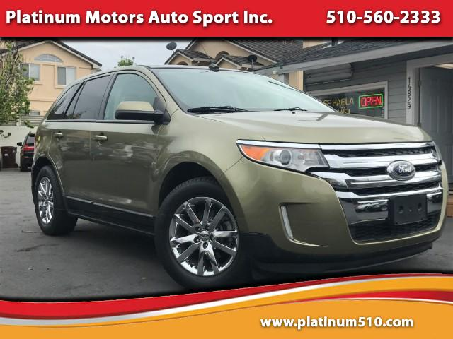 2013 Ford Edge LOOK  Just Arrived  2013 Ford Edge SEL  WOW  What A SUV - Family Size  Automa