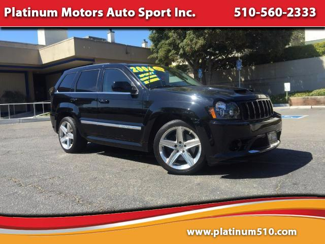 2006 Jeep Grand Cherokee LOOK  Just Arrived  2006 Grand Cherokee SRT-8  WOW  What A SUV  Only