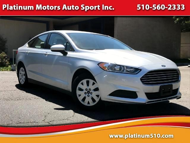 2014 Ford Fusion S What A Car Must SEE Call or Text Now
