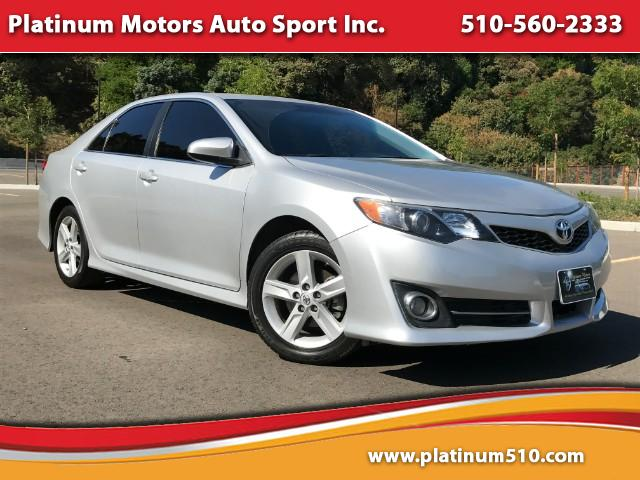2014 Toyota Camry LK  Just Arrived  2014 Toyota Camry SE Sport Sedan  WOW  What A Car  Only