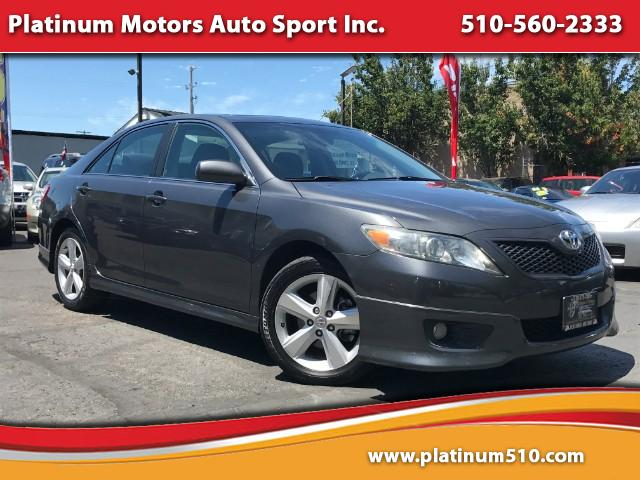 2011 Toyota Camry LK  Just Arrived  2011 Toyota Camry SE Sport Sedan  WOW  What A Car  Sport