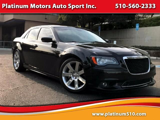 2012 Chrysler 300 SRT8 What A Car Navi Pano Roof We Finance Call Now