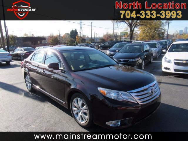 2011 Toyota Avalon 4dr Sdn Limited (Natl)