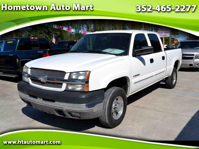 2004 Chevrolet Silverado 2500HD LS Ext. Cab Short Bed 2WD
