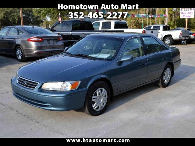 2001 Toyota Camry XLE