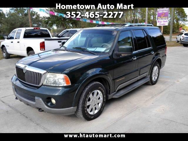 2003 Lincoln Navigator Luxury 2WD