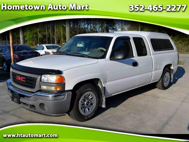 2005 GMC Sierra 1500 Ext. Cab  6.5-ft. Bed 2WD