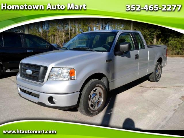 2006 Ford F-150 SuperCab Short Bed 2WD