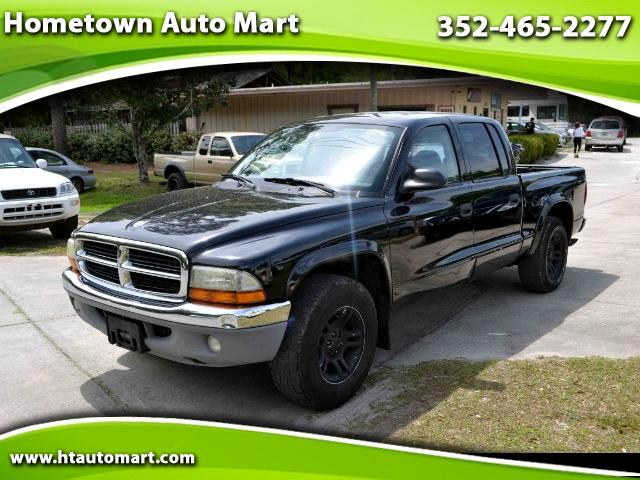 2002 Dodge Dakota SLT Quad Cab 2WD