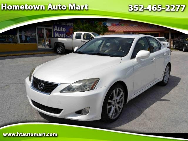 2007 Lexus IS IS 250 AWD 6-Speed Sequential