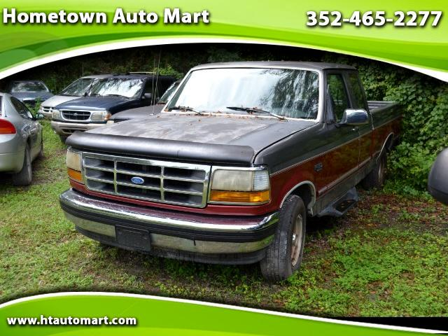 1992 Ford F-150 S SuperCab Long Bed 2WD