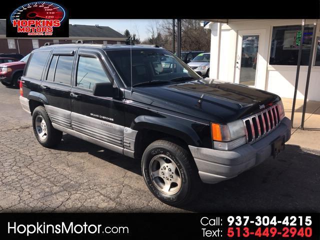 1998 Jeep Grand Cherokee 4dr Laredo 4WD