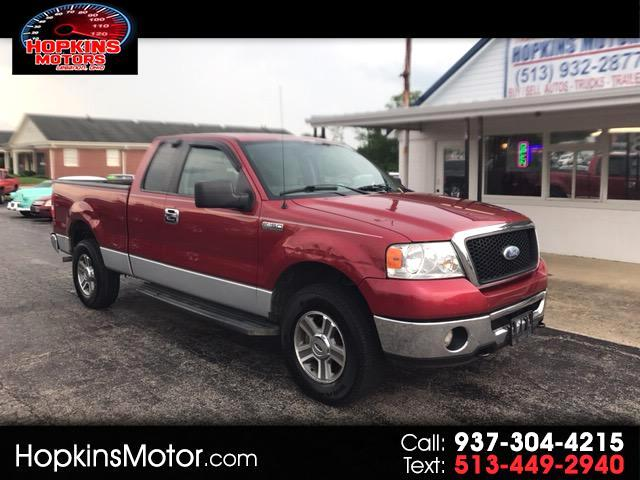 2007 Ford F-150 XLT SuperCab Short Bed 4WD