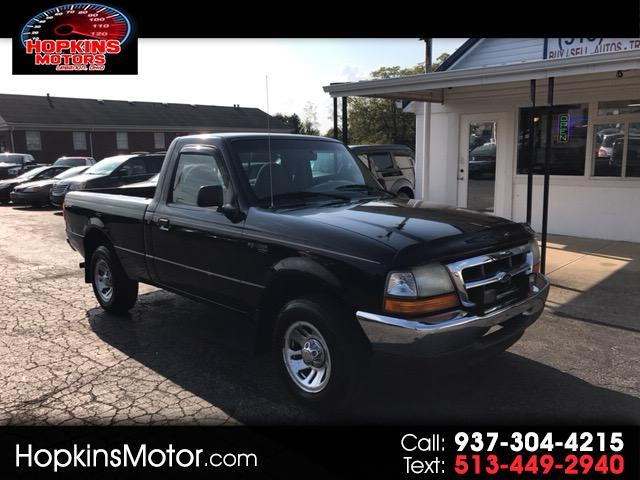 1999 Ford Ranger XL Reg. Cab Long Bed 2WD