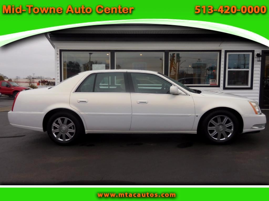 2007 Cadillac DTS Luxury 2