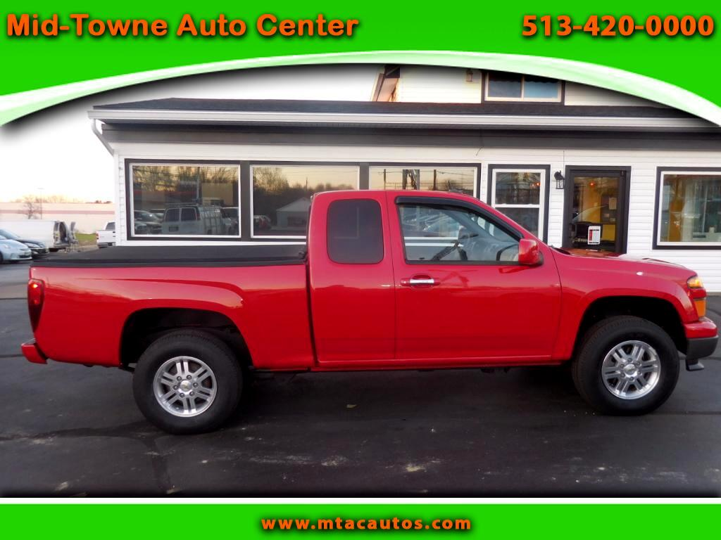 2010 Chevrolet Colorado LT1 Extended Cab 4WD