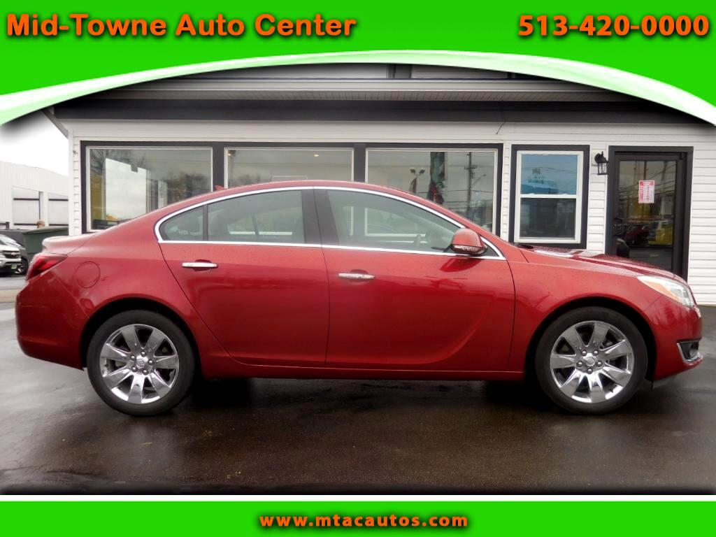 2014 Buick Regal Premium 1 AWD